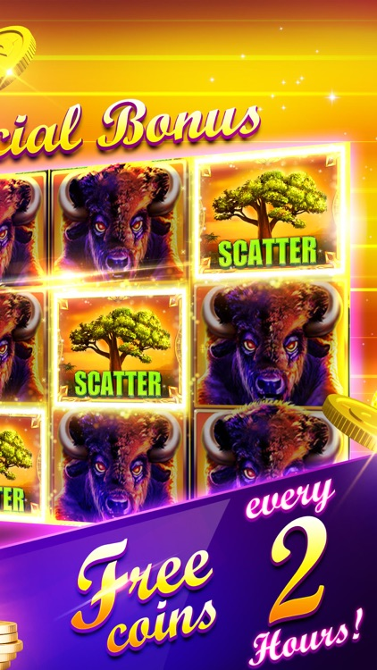 Buffalo™ Slots Machine - Best Vegas Slots & Pokies