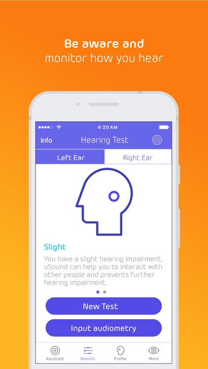 uSound (Hearing Assistant)