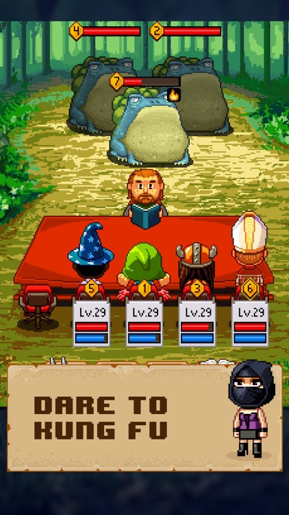 Knights of Pen & Paper 2 screenshot-3