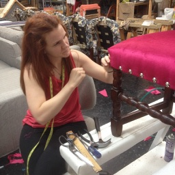 Upholstery Master Class