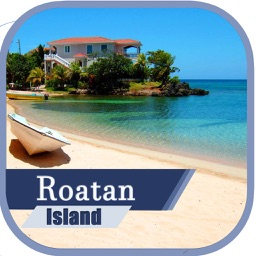 Roatan Island Travel Guide & Offline Map