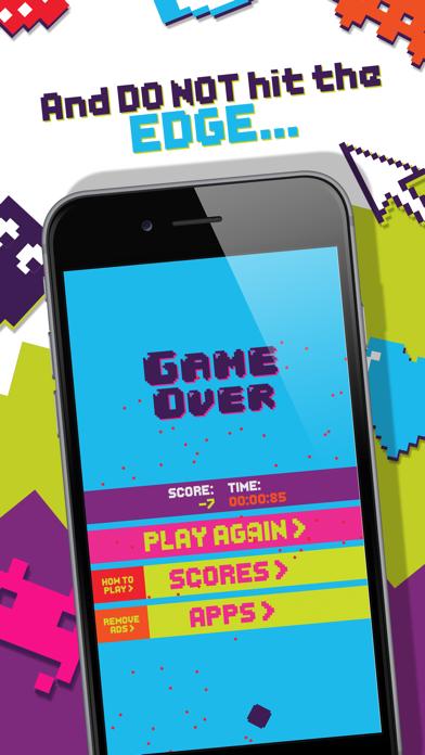 Pixel Dash - Test Your Reaction Speed Game screenshot 4