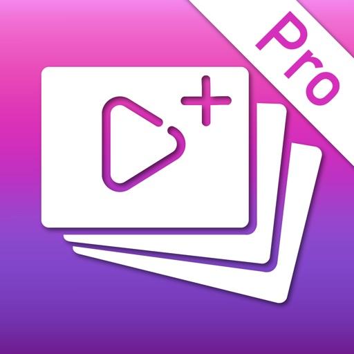 Slidee+ Slideshow Movie Maker & Editor with Music
