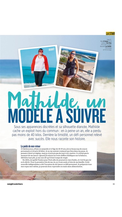 Weight Watchers Magazine France screenshot-4