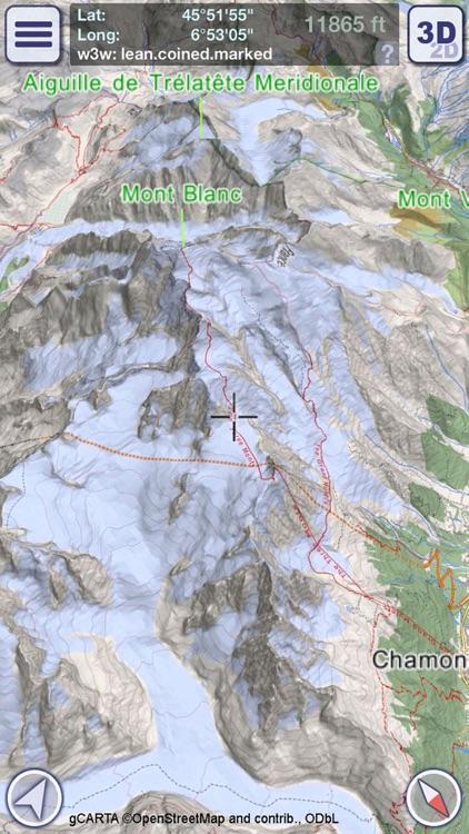 GeoFlyer Europe 3D Maps Lite