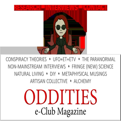 Oddities e-Club Magazine iOS App