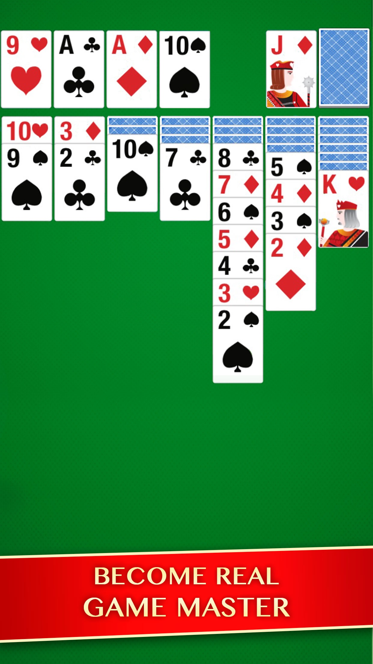 Solitaire - Classic Klondike Card Games Screenshot
