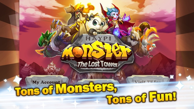 The Lost Tower Monster screenshot-0
