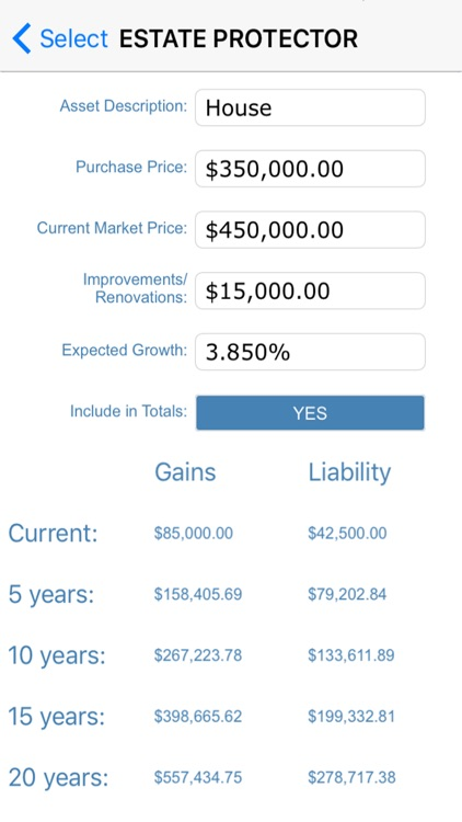 Financial Toolkit screenshot-4
