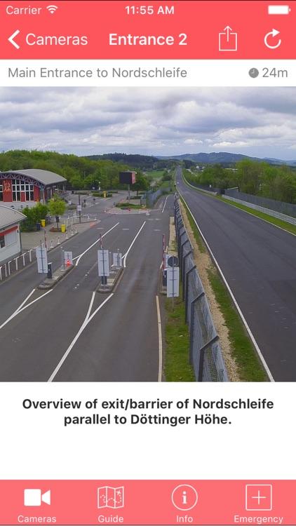 ringSPEED - Nürburgring Nordschleife Cams & Infos