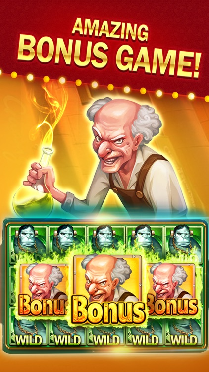 Vegas Nights Slots screenshot-4