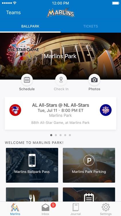 MLB.com Ballpark screenshot-0