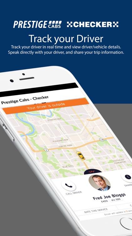 Checker Prestige Cabs screenshot-3