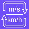 Meters per second / Kilometers per hour converter