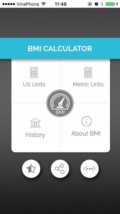 BMI Calculator & Tracker screenshot-3