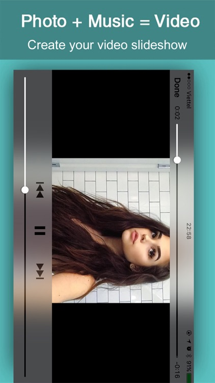 Photo Video Maker with Music, Video Slideshow