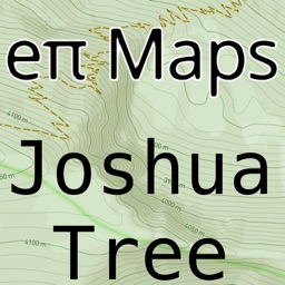 Joshua Tree — eπ Maps