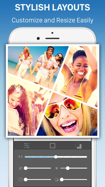 Pic Frames - Mixgram Editor screenshot-4