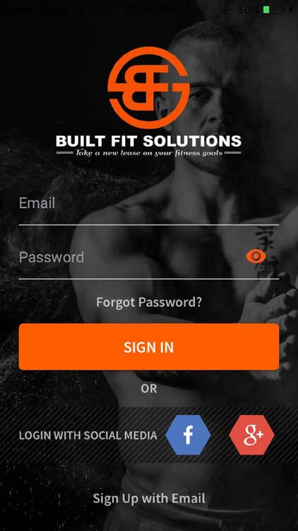 Built Fit Solutions screenshot-0