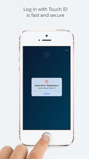 Paypal here point of sale on the app store iphone screenshots colourmoves