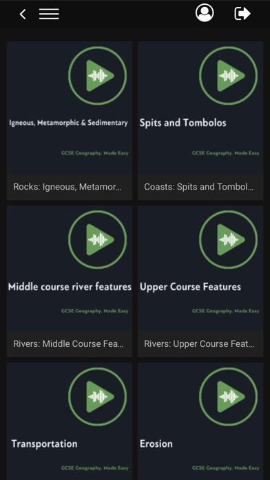 LearnThruMusic - GCSE revision screenshot one
