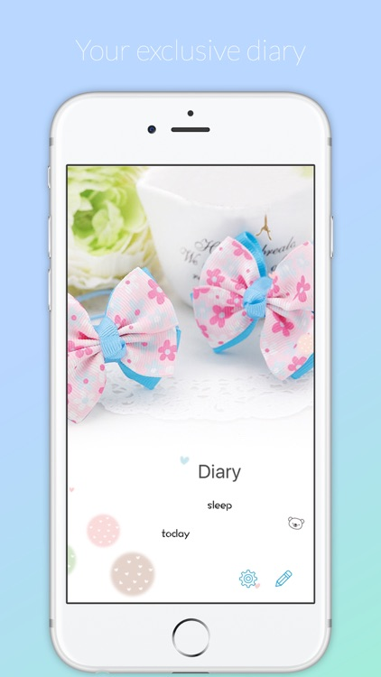 Day to Day Diary Pro - secret dairy&locked journal