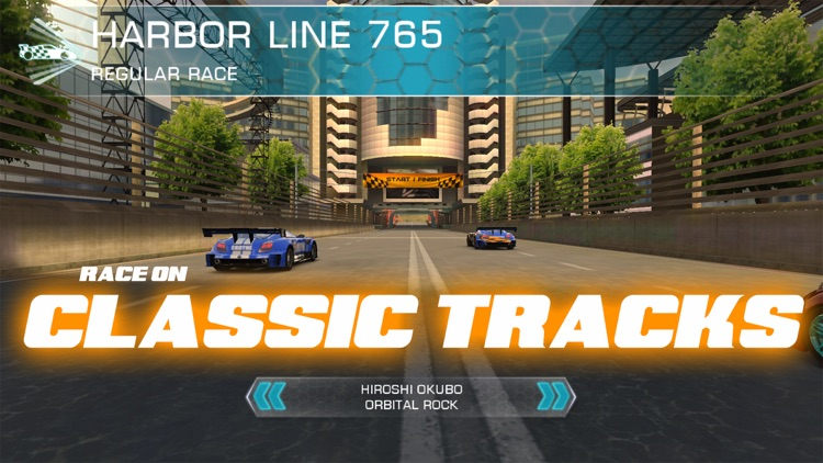 Ridge Racer Slipstream screenshot-3