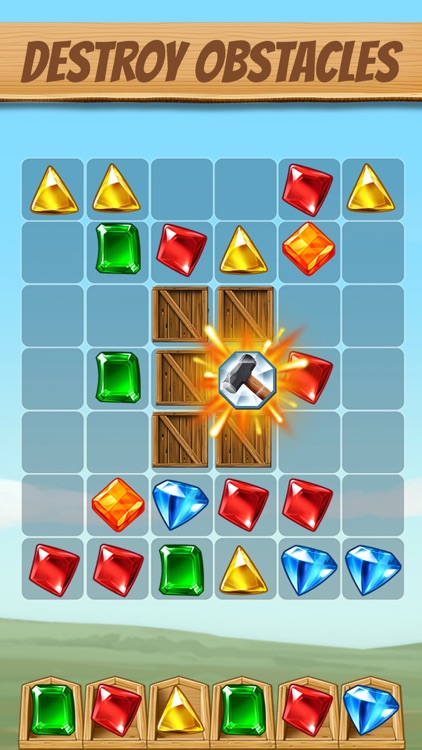 Cascade: Fun Spin and Match Puzzle Game screenshot-3