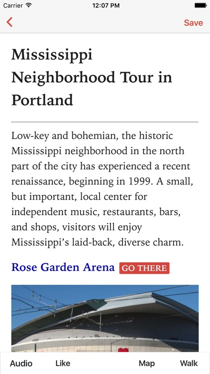 Mississippi Area, Portland, L