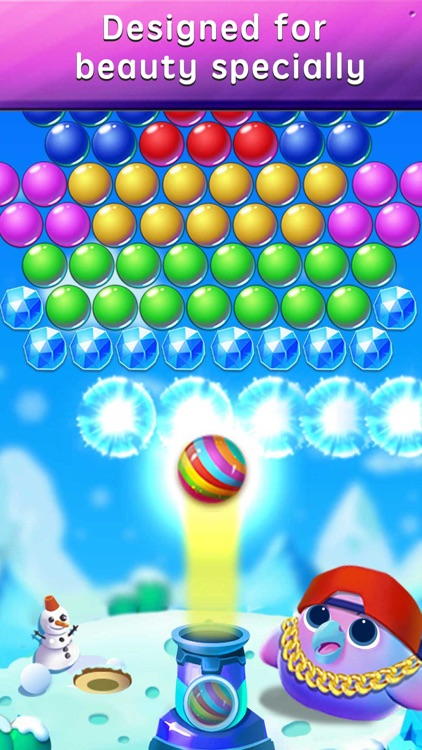 Bubble Shooter - Fashion Bird screenshot-0