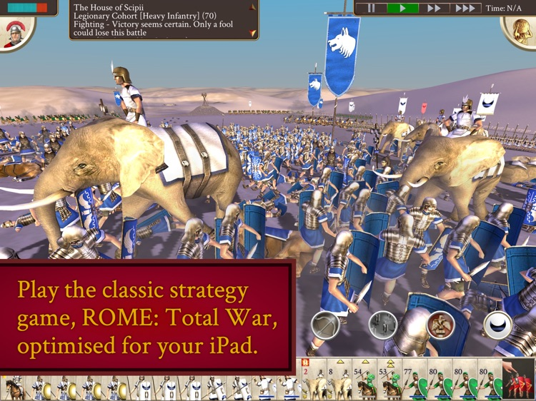 ROME: Total War screenshot-0