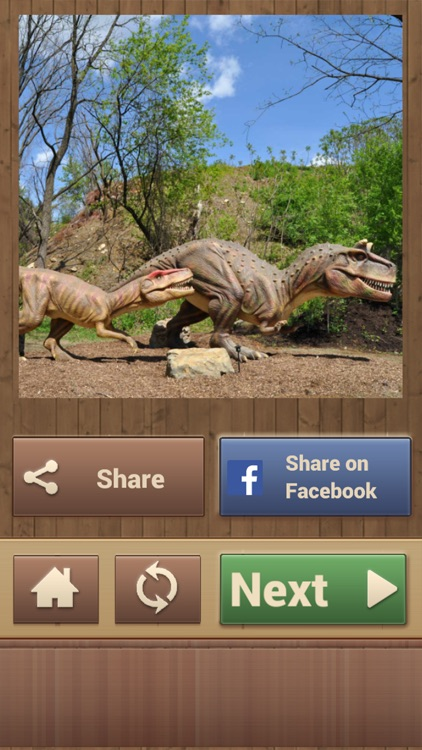 Dinosaurs Jigsaw Puzzles - Fun Games screenshot-4