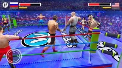 Real Wrestling Revolution 3d - World Wrestler Game