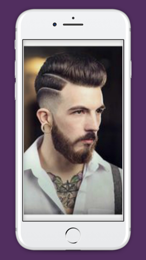 Best Hairstyle Design Ideas For Men Haircut Salon On The App Store