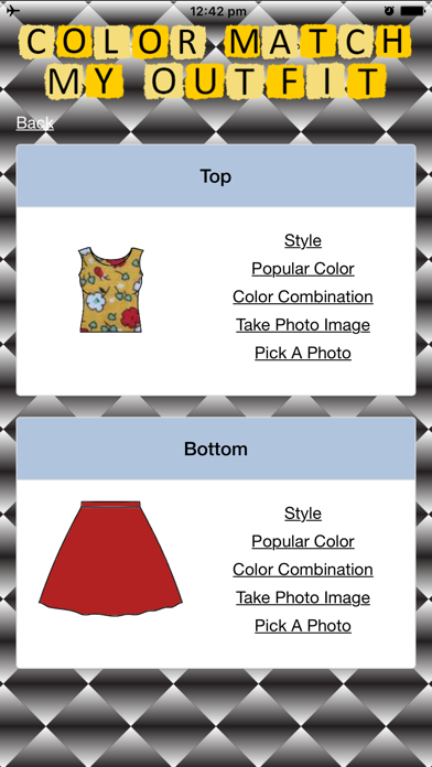 Color Match My Outfit   App Price Drops