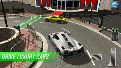 Sports Car Test Driver: Monaco Trials Screenshot 2