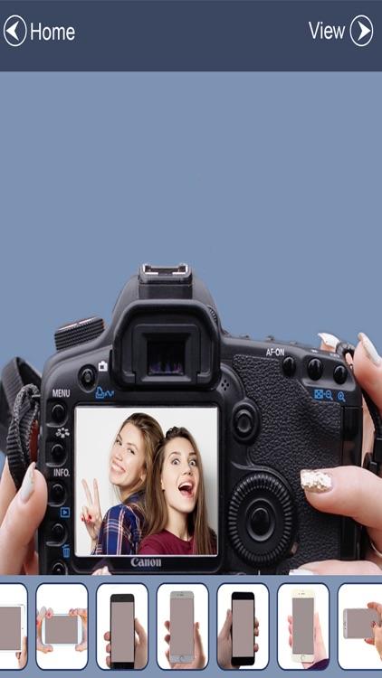 Selfie camera effect – Photo editor screenshot-3