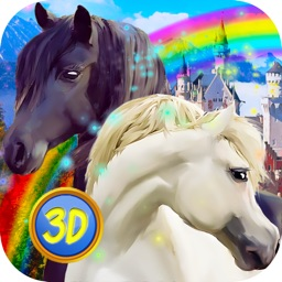 Horse Simulator: Magic Kingdom