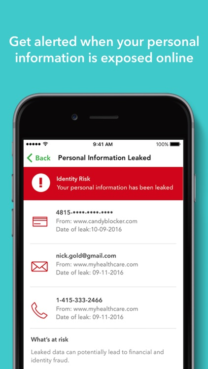 Lookout: Security and Identity Theft Protection