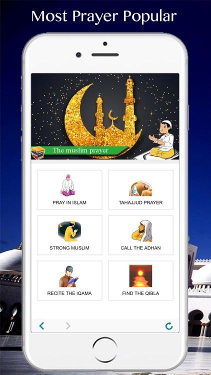 Muslim Prayer : Daily Dua And Salah app image