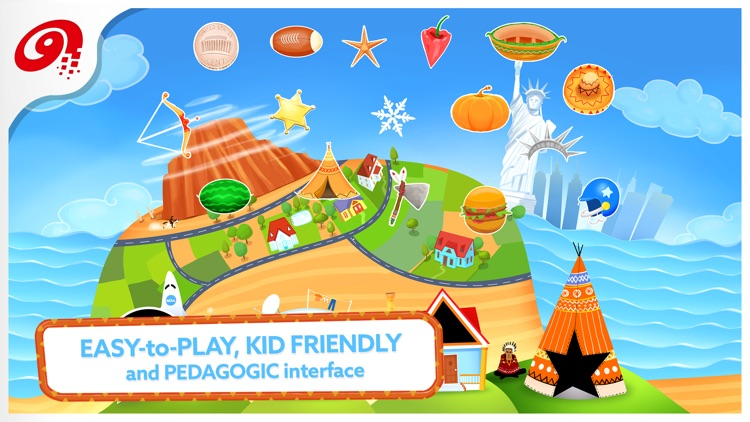 Little Ones Adventure - Sorting Shapes and Colors screenshot-4