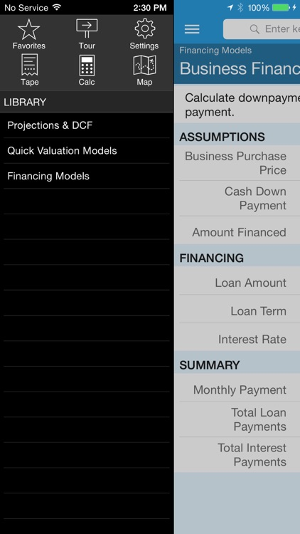 Business Valuation screenshot-4