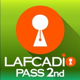 Lafcadio Pass 2nd
