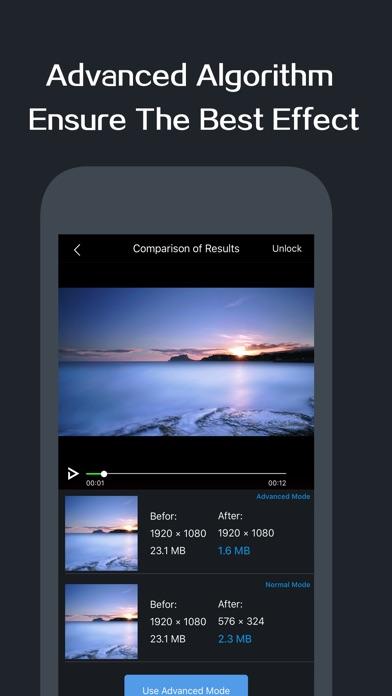 動画と写真圧縮