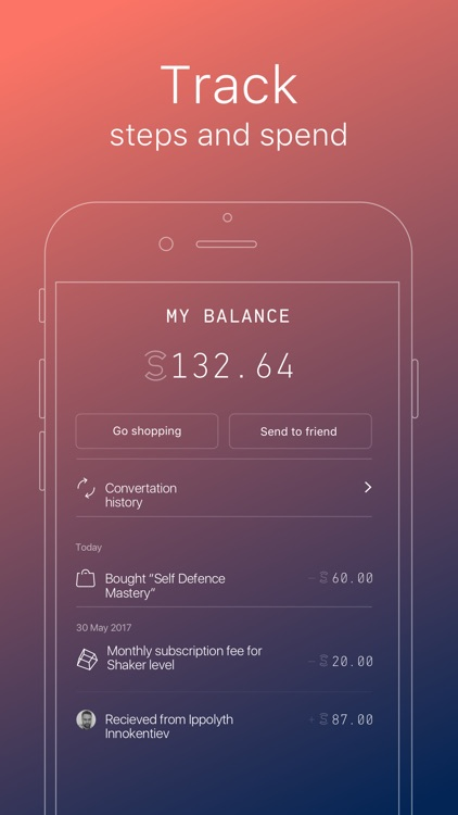 Sweatcoin - Get Fit And Active