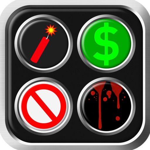 Big Button Box - funny sound effects & loud sounds