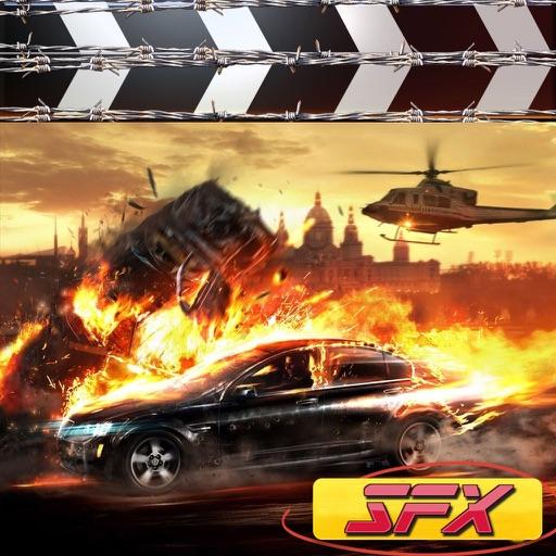 Add Special Effects to Photo - Superpower Movie FX
