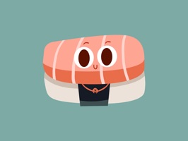 Sushi and Chinese Food Emojis is the best iMessage App for all the sushi lovers around the world
