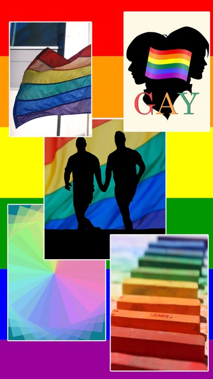 LGBT - Gay & Lesbian Wallpapers & Image Quotes screenshot-4