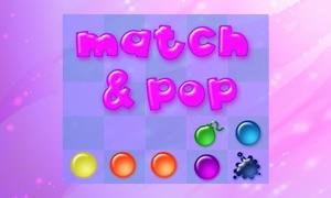 Match & Pop - Bubble Blast Puzzles